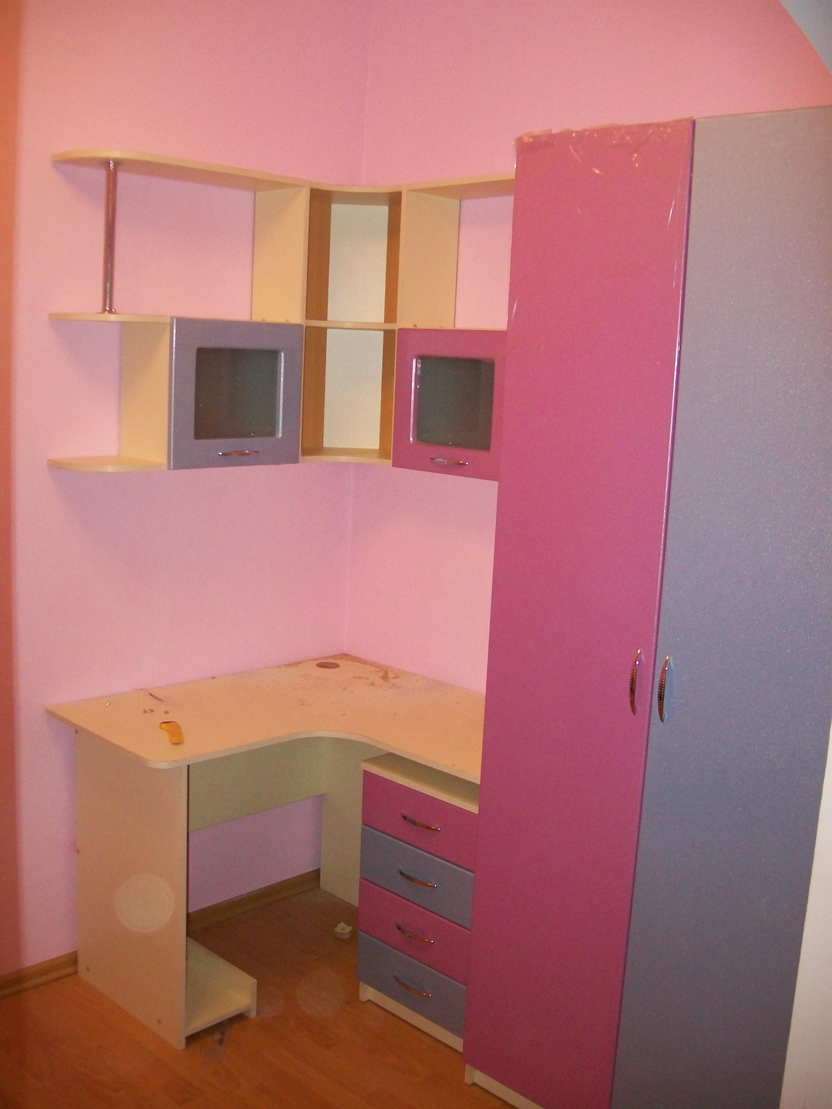 Детская мебель по индивидуальному заказу в москве.
