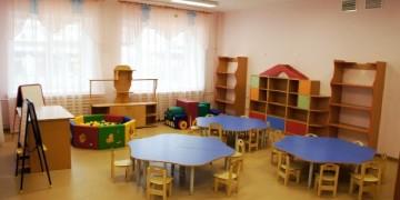 Мебель дошкольных учреждений