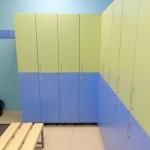 шкафы для раздевания